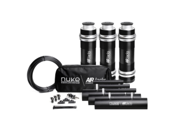 NUKE Air Jack 90 Competition Complete Set 3pc, 8 BAR / 120 PSI