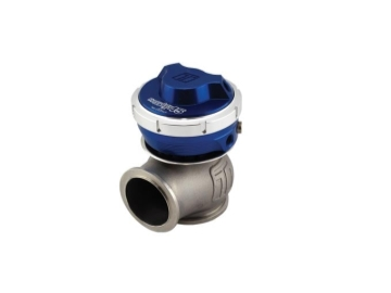 GenV HyperGate45CG 'Compressed Gas' 5psi External Wastegate (Blue)