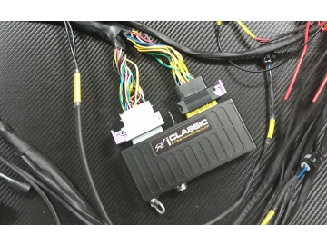 HPO Motorsport Volvo B230FK Wire Loom to ECUMaster Classic-1-1